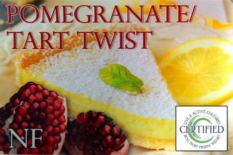 Pomegranate/Tart Twist