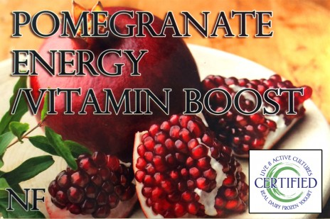Pomegranate Energy Vitamin Boost