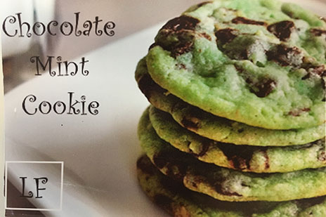 Chocolate Mint Cookie