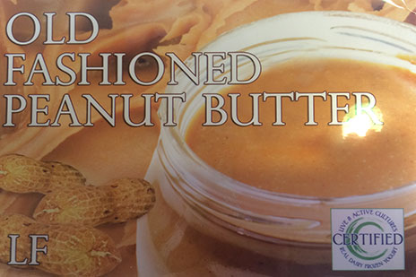 Old Fashioned Peanut Butter LF